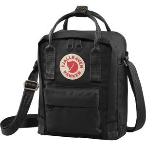 Black Fjallraven Kanken Sling Crossbody Bag
